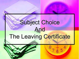The Importance of Choosing Subjects for the Senior Cycle – 13th November 2019