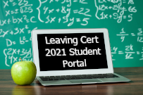 Student Portal – Leaving Cert. 2021